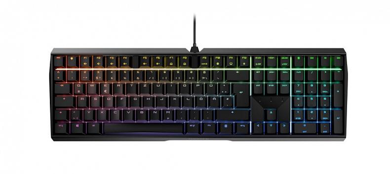 Výrobce spínačů Cherry vstupuje na český trh s nabídkou klávesnic a myší