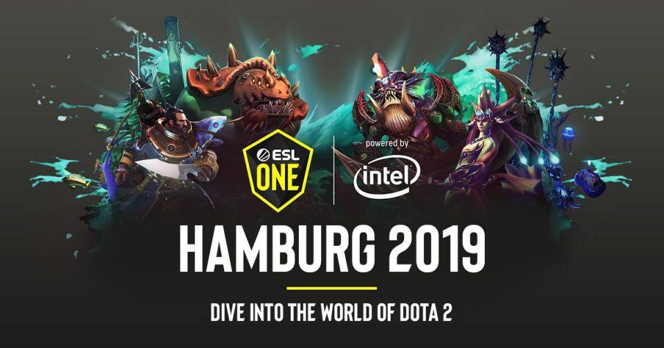 ESL One Hamburg 2019 míří do play-off