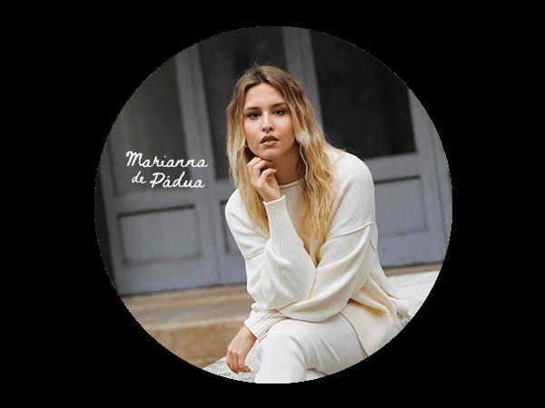 As rotinas de beleza de Mariana de Pádua