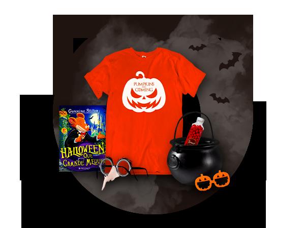 Halloween: Doçura ou travessura ?