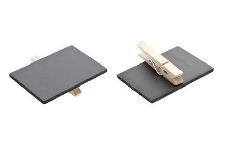krijtbord clip set6 6x4cm
