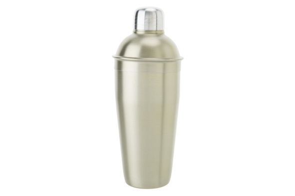 brushed pearl shaker 70cl