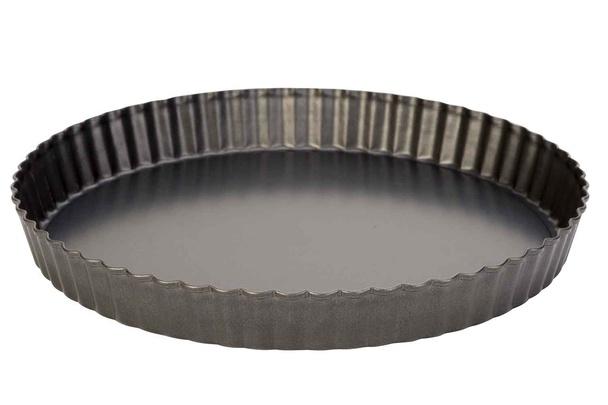co&tr taartvorm d24xh2,8cm losse bodem