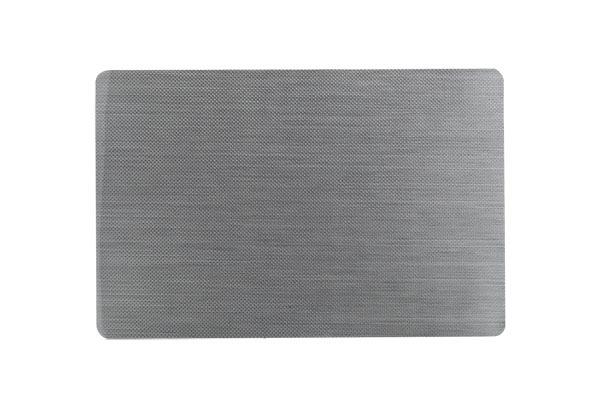 placemat metaal look 43.5x28.5cmpvc