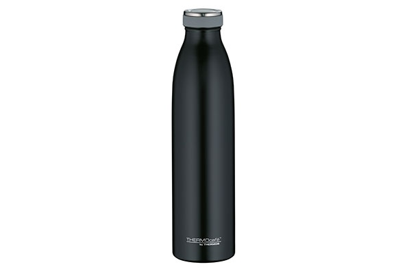 tc drinkfles schroefdop zwart 0,75ld7xh28cm