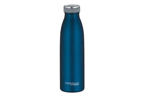 tc drinkfles schroefdop saffierblauw 0.5l d6.5xh23cm