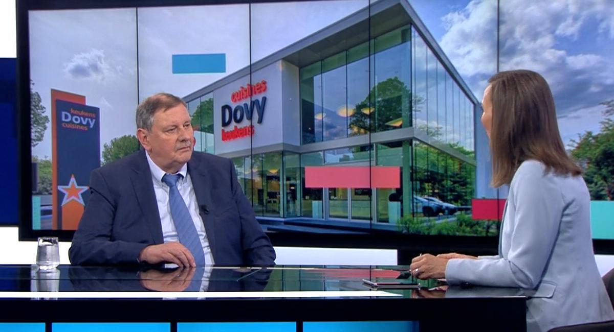 Donald Muylle invité dans 'De Markt'