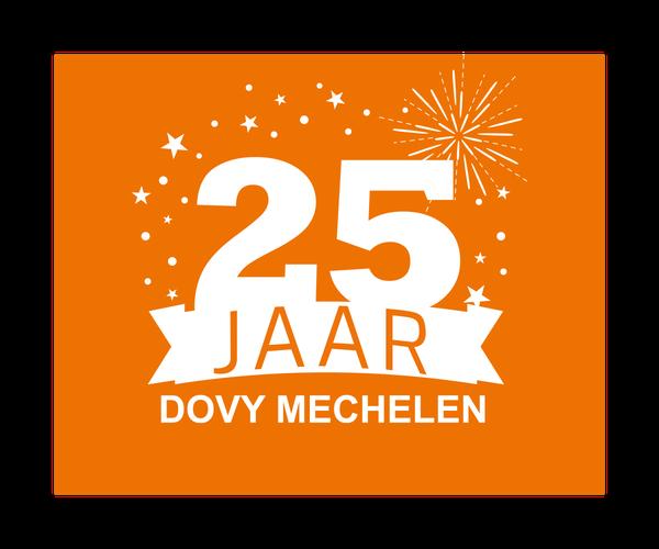 25 jaar Dovy Mechelen
