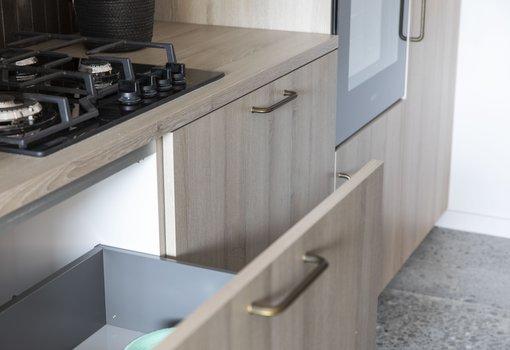 nouvelle cuisine moderne avec îlot
