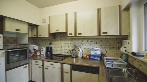 Blind Gekocht - De nieuwe keuken van Kim & Cedric