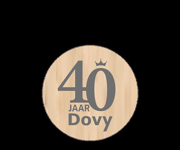 Boule Dovy 40 ans