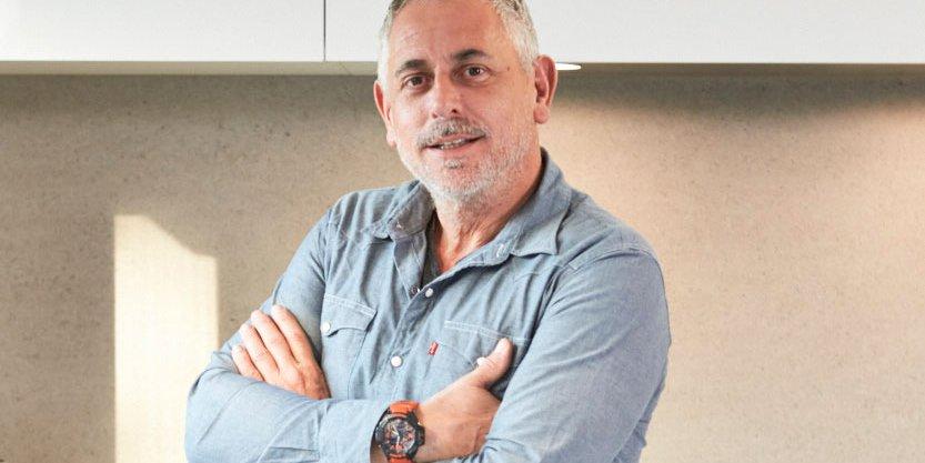 Peter Van Asbroeck kookdemo