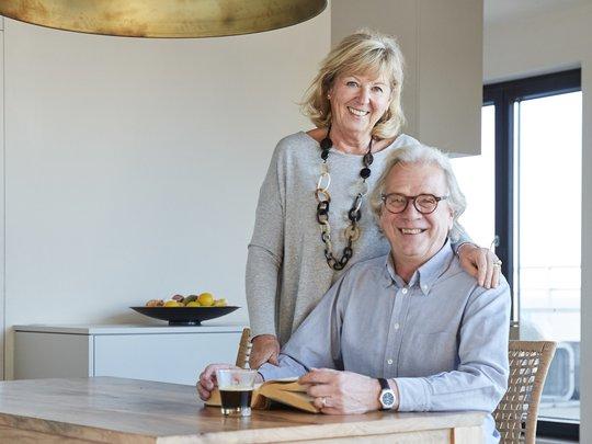 Klantgetuigenis Violette en Mark Westende