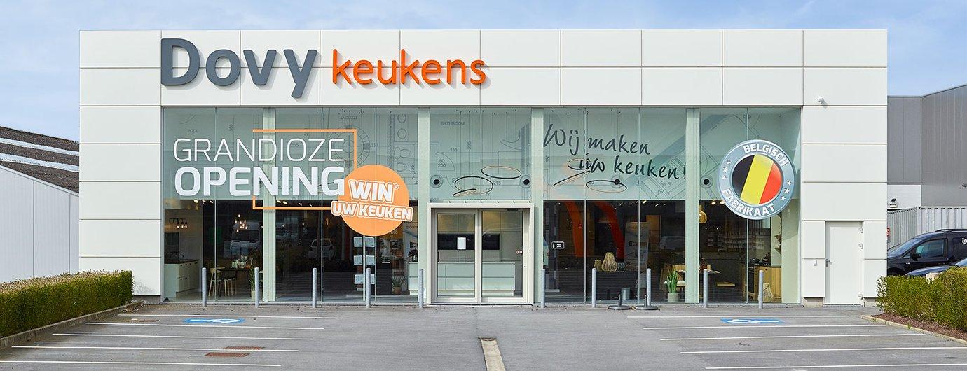 Dovy Keukens Oostende
