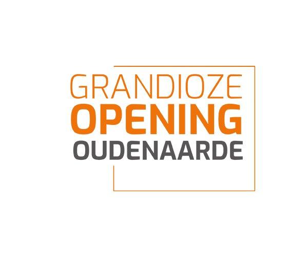 Grandioze opening Oudenaarde
