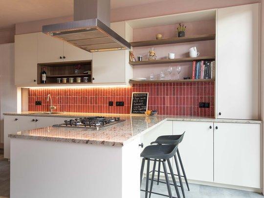 Huis Gemaakt VTM TV Programma Keuken in Kortrijk