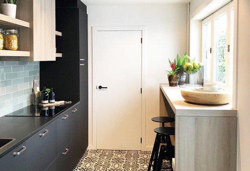 Blind Gekocht - De nieuwe keuken van Nisse & Mathilde