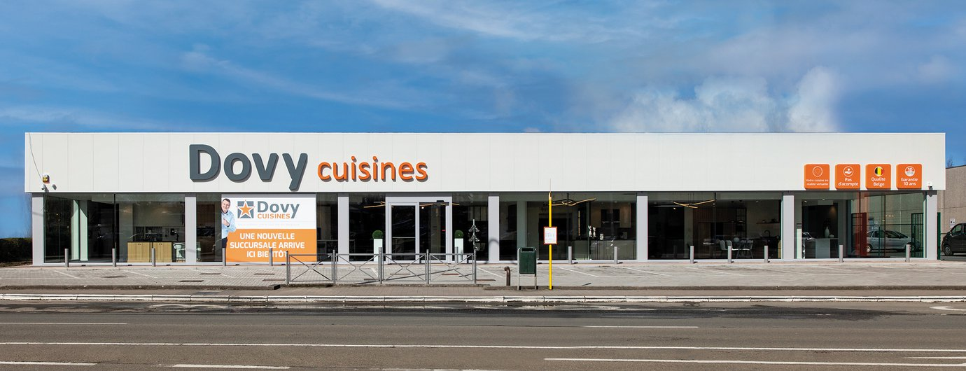 Cuisines Dovy Jemappes