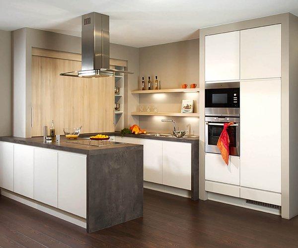 Hoe desinfecteer je een keuken werkblad?