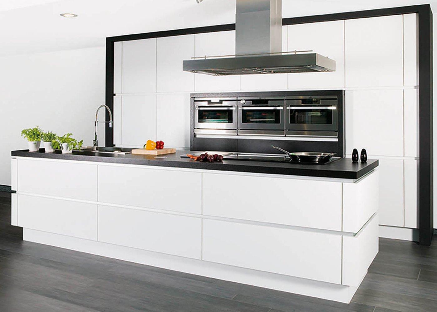 Trendy keuken in laminaat - Model Design