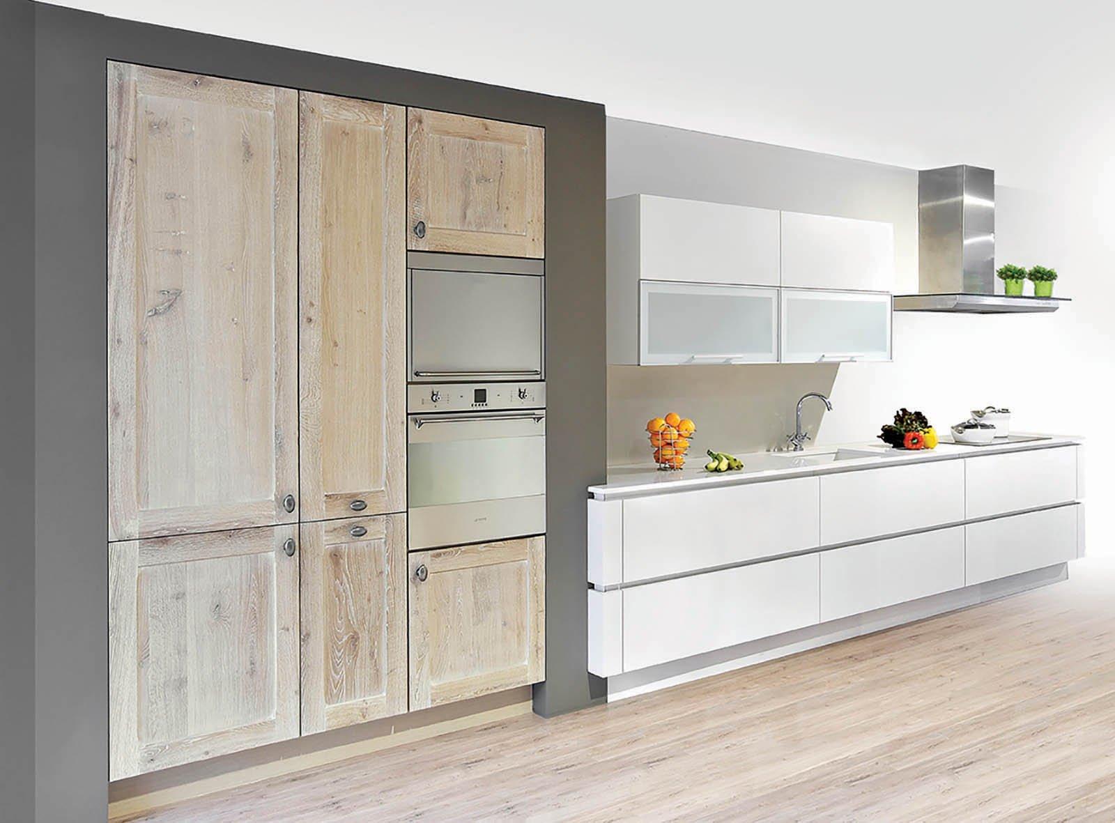 Cuisine moderne et rustique - Modèle Savannah Design