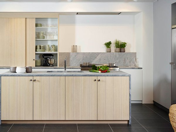Landelijke keuken - Model Geneve