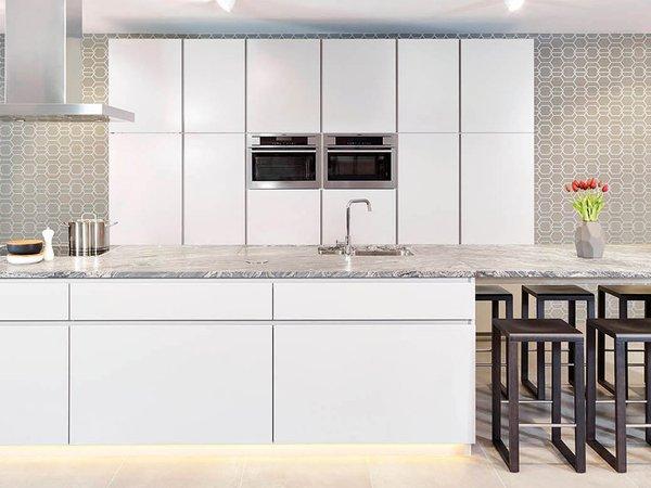 Moderne keuken met veel opbergruimte - Model Design