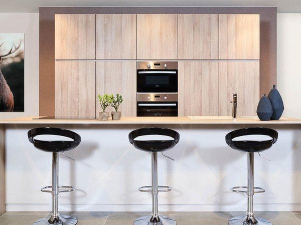 Moderne keuken in laminaat - Model Design