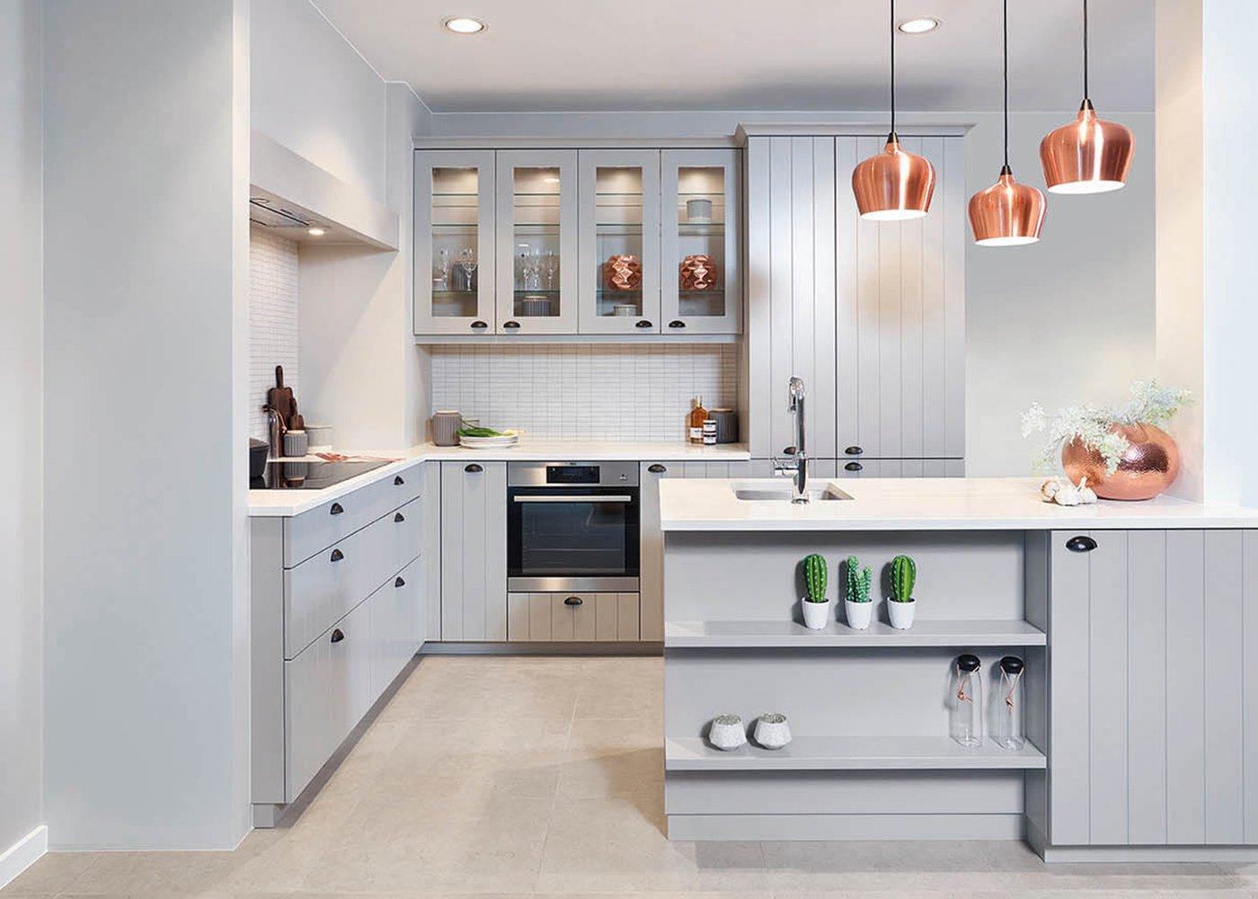 Landelijke keuken met moderne toets - Model Provence 10