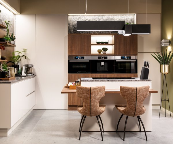 Dovy keuken in televisieprogramma Thuis op één