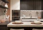 Design keuken met kookeiland te koop