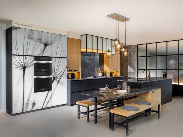 Keukendeuren met fotoprint