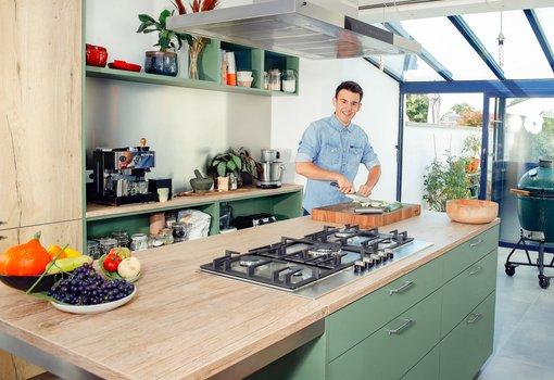 De Dovy keuken van Loïc Van Impe