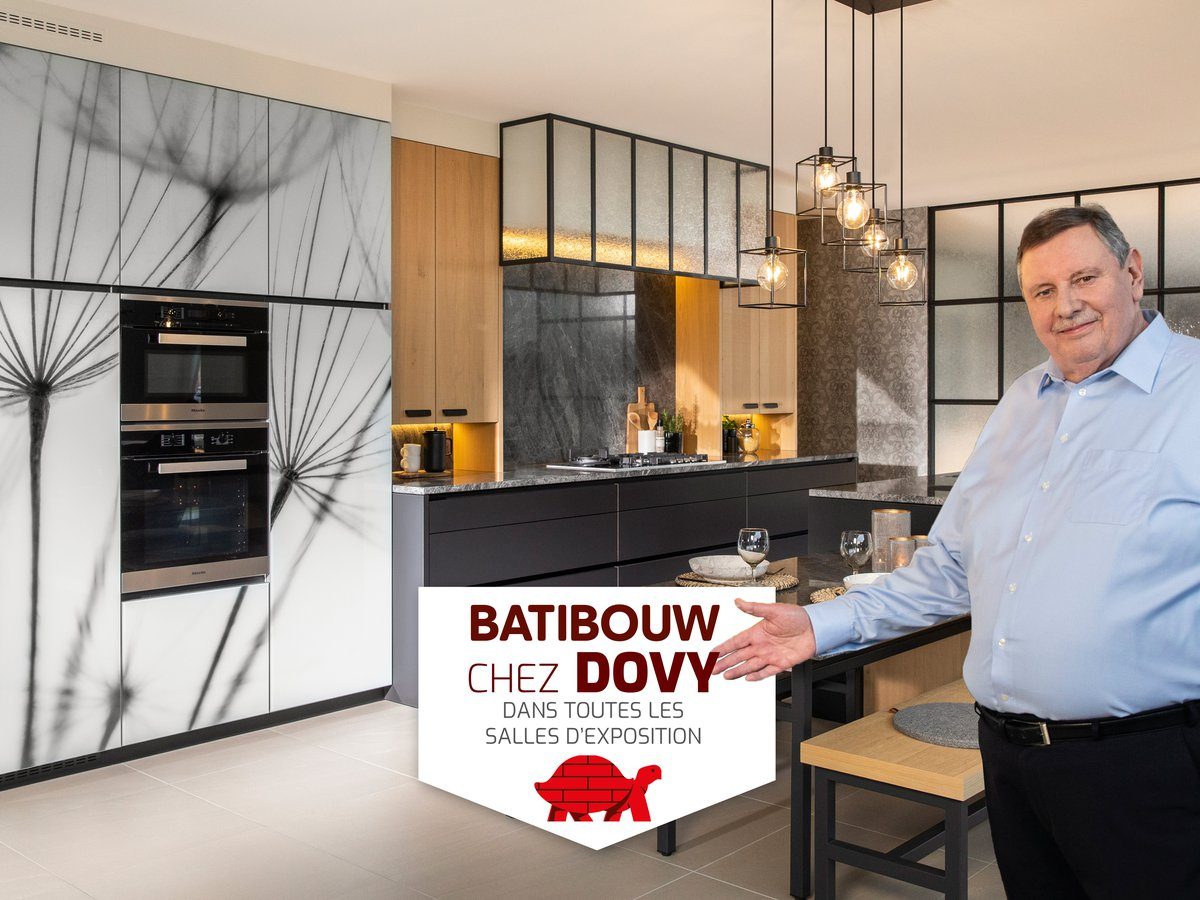 Conditions Batibouw chez Dovy