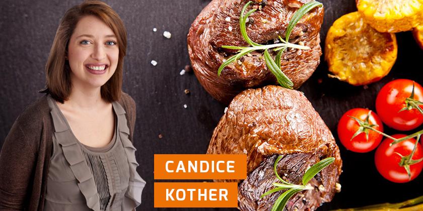 Atelier culinaire par Candice Kother