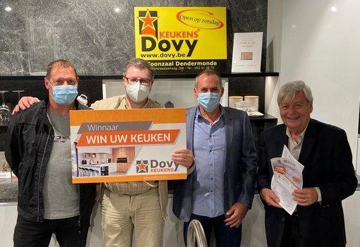Win Uw Keuken Dovy Dendermonde