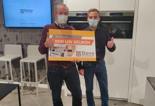 Win Uw Keuken Dovy Oostende