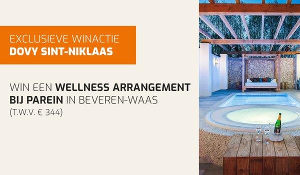 exclusieve winactie Dovy Sint-Niklaas