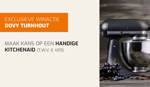 exclusieve winactie Dovy Turnhout