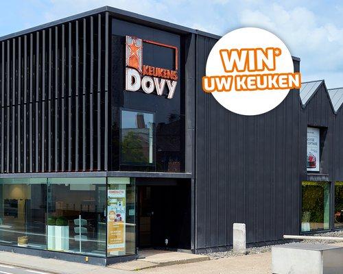 Heropening Dovy Aalst - Win uw keuken!