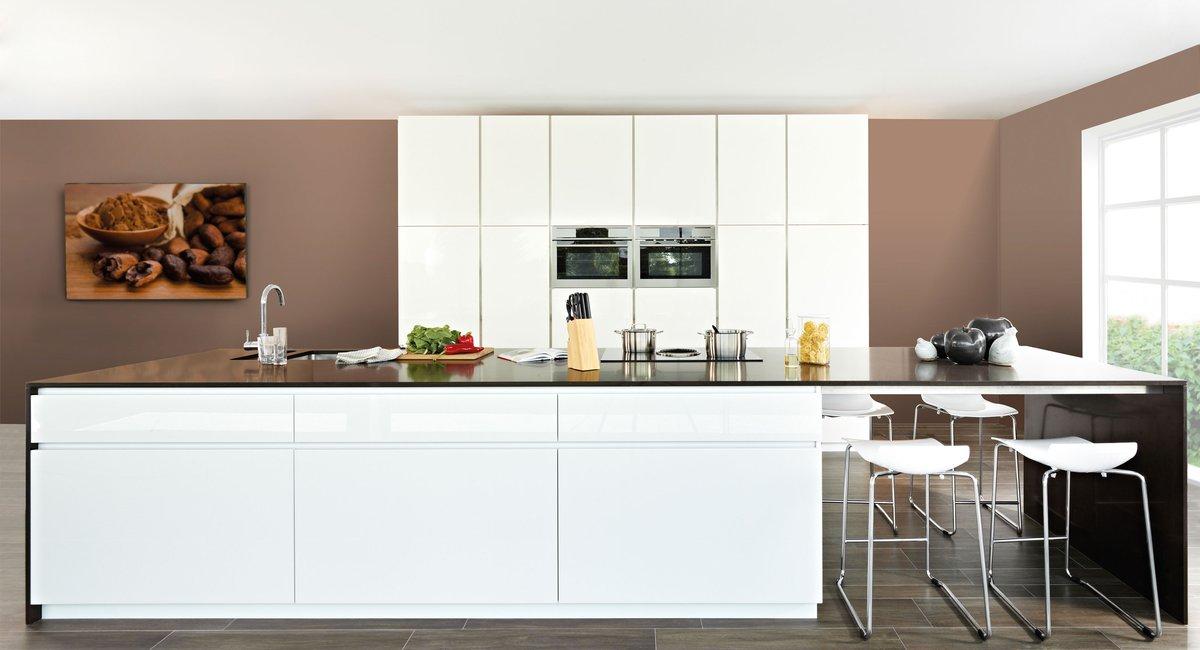 Keukens in hoogglanslak: een echte trend!
