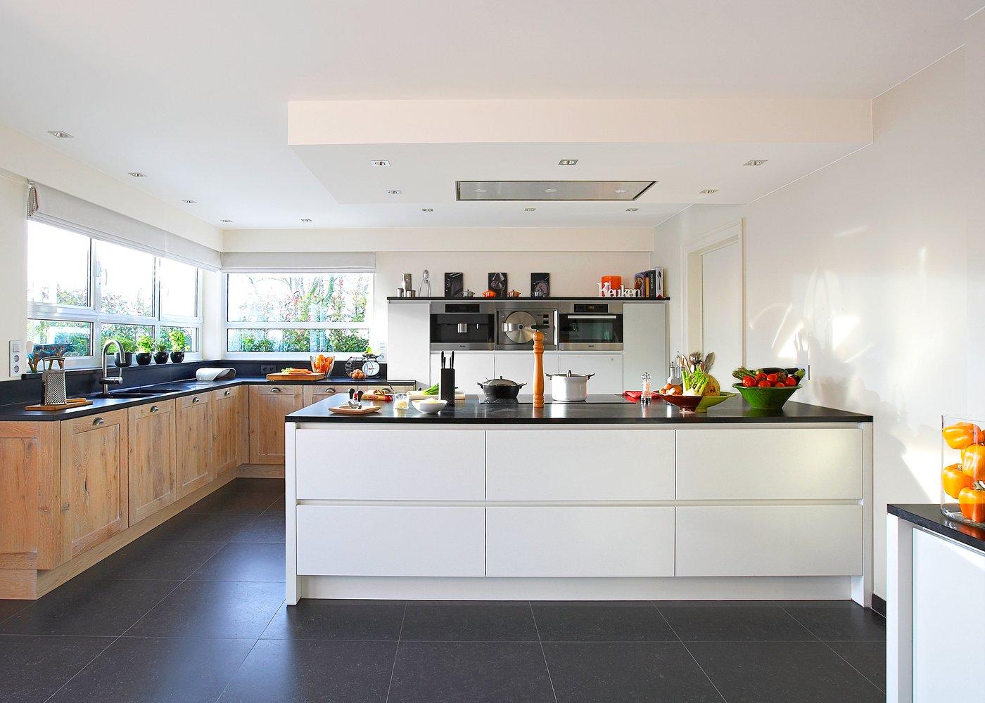 Moderne keuken in landelijk jasje - Model Savannah / Design