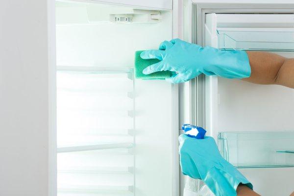 Onderhoud koelkast