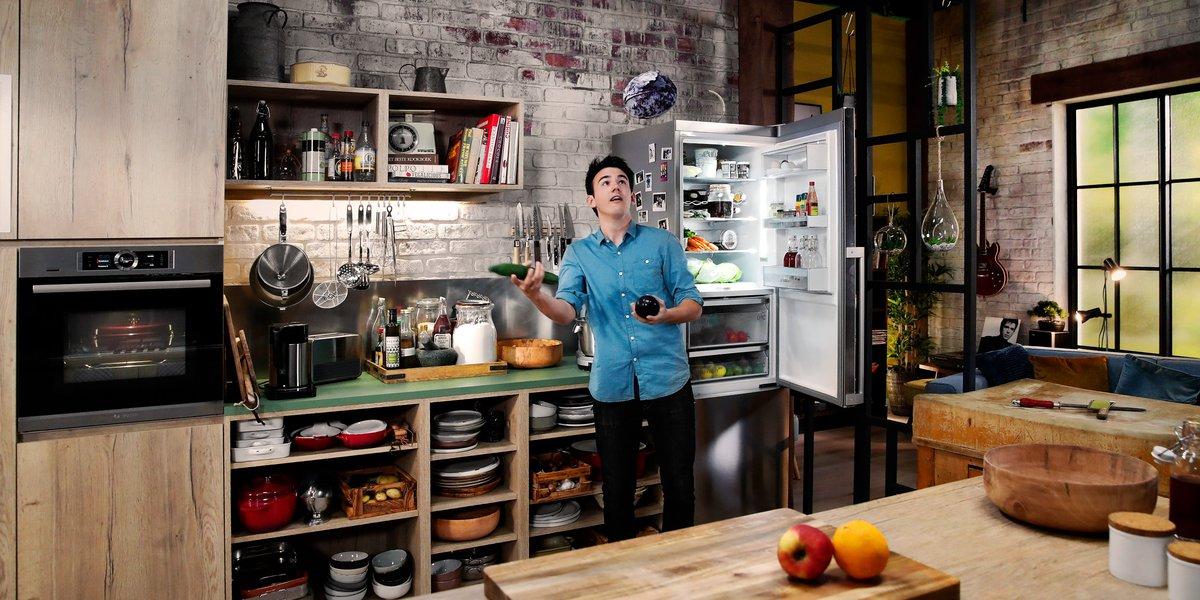 Loïc Van Impe fou de cuisine RTL