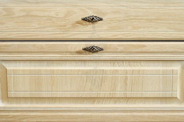 Portes d'armoire en bois massif