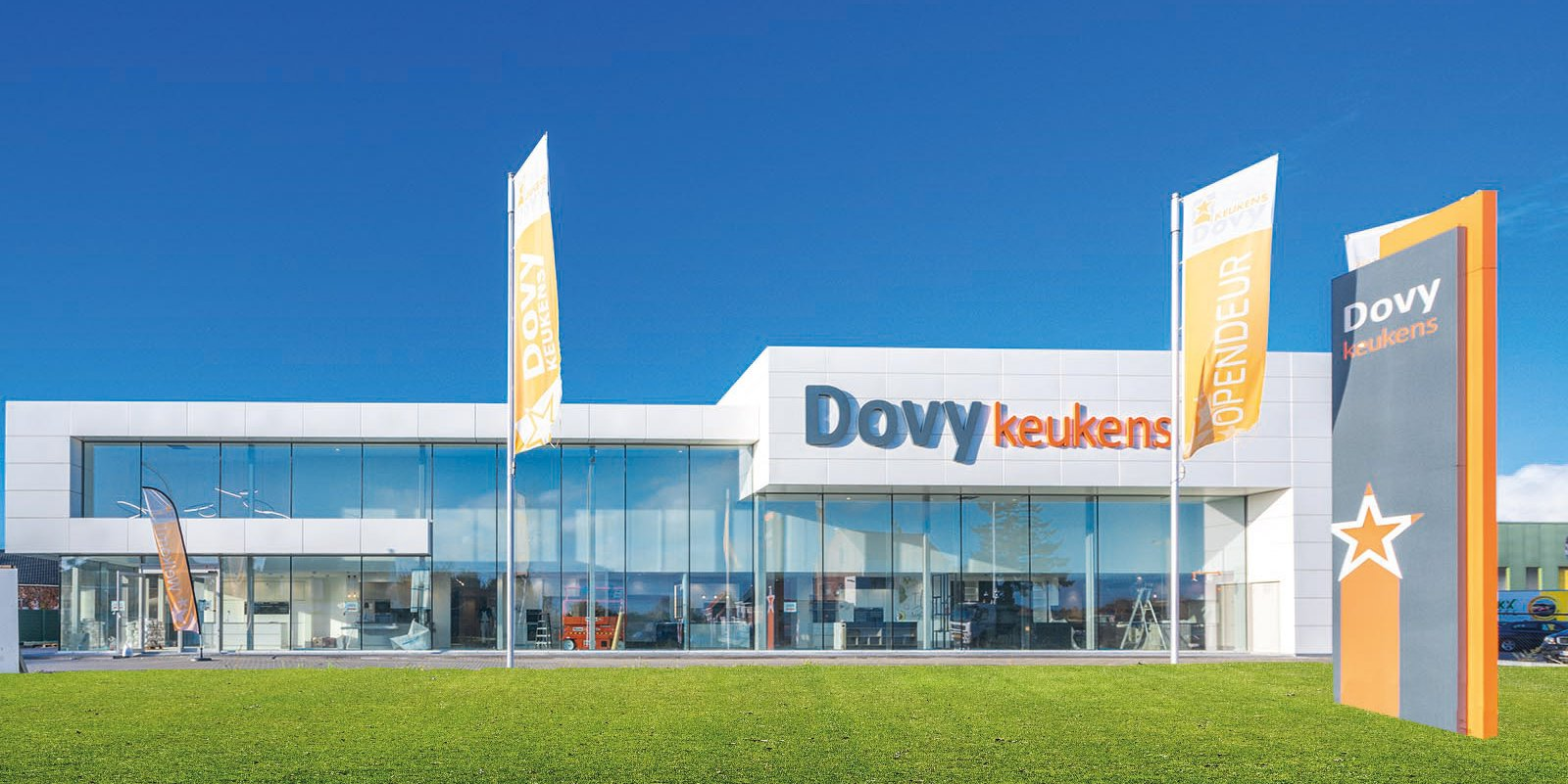 Dovy Keukens Mechelen