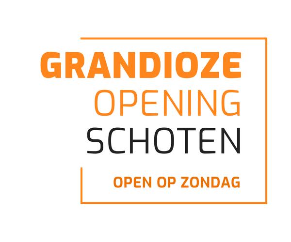 Grandioze opening Dovy Schoten