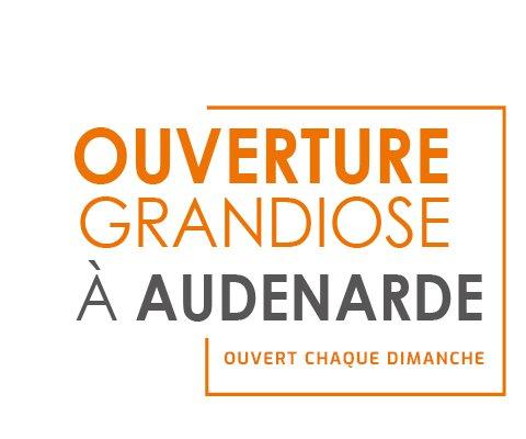 Ouderture grandiose Audenarde