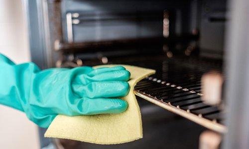 Onderhoud oven