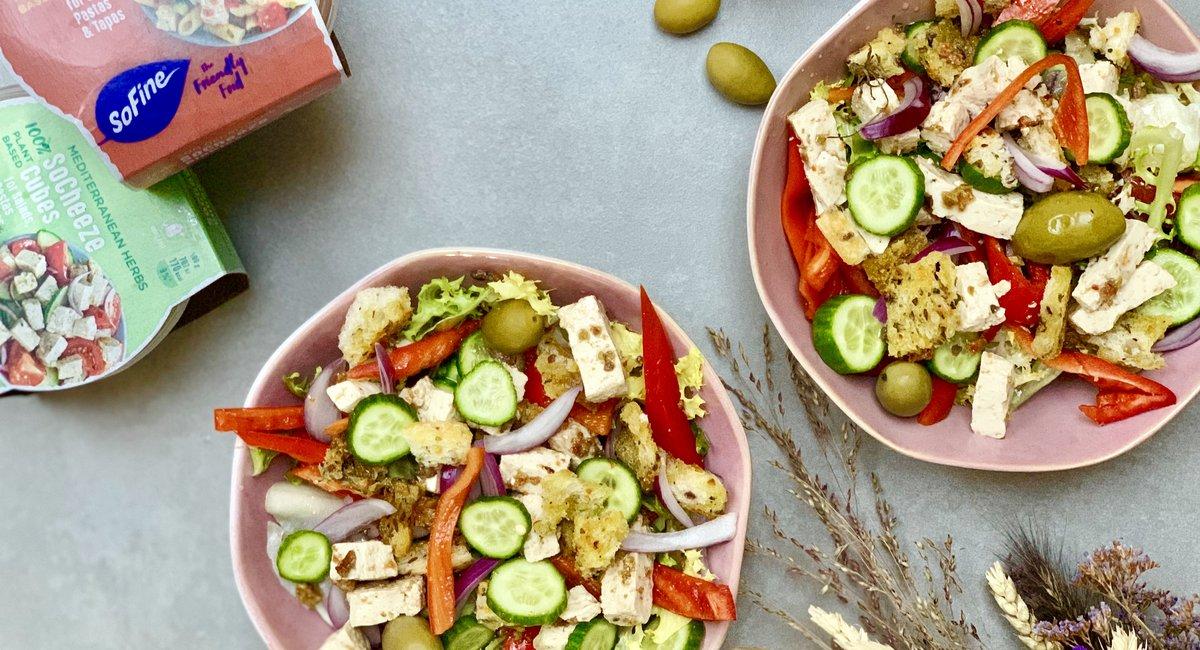 Recept zomerse salade